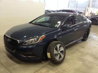 Used 2016 Hyundai Sonata Hybride LIMITED CUIR TOIT for sale in Longueuil, QC