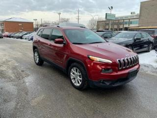 Used 2015 Jeep Cherokee North cuir+gps for sale in Drummondville, QC