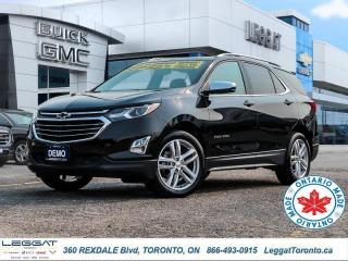New 2020 Chevrolet Equinox Premier  - Sunroof - Power Liftgate for sale in Etobicoke, ON