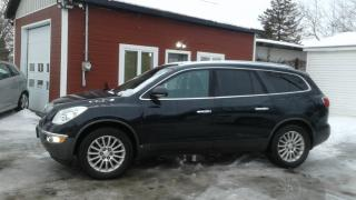 Used 2009 Buick Enclave Cxl*toit*cuir*bluetooth* for sale in Richelieu, QC