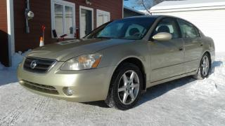 Used 2003 Nissan Altima Se*cruise*mags*a/c for sale in Richelieu, QC