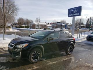 Used 2016 Subaru XV Crosstrek TOURING SIÈGES CHAUFFANTS AWD CAMÉRA DE RECUL for sale in Repentigny, QC