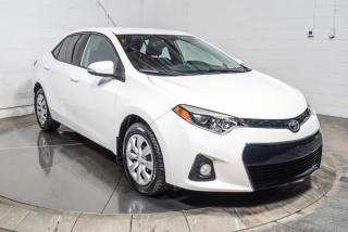 Used 2016 Toyota Corolla S A/C GROUPE ELECTRIQUE  FOG for sale in Île-Perrot, QC