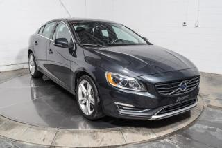 Used 2016 Volvo S60 SPECIAL EDITION  AWD T5 CUIR TOIT MAGS X for sale in Île-Perrot, QC