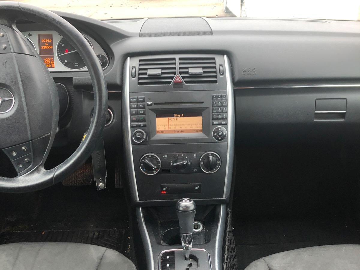 2010 Mercedes-Benz B-Class