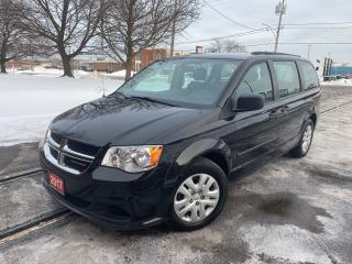 Used 2017 Dodge Grand Caravan CANADA VALUE PACKAGE for sale in BRAMPTON, ON