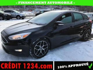Used 2016 Ford Focus Hayon 5 portes SE for sale in Lévis, QC