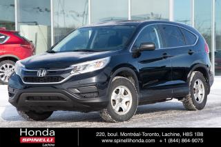 Used 2015 Honda CR-V LX FWD BAS KM BAS KM FWD CRUISE BLUETOOTH 8 PNEUS for sale in Lachine, QC