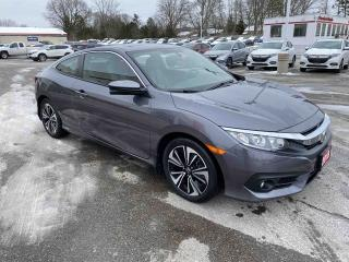 Used 2018 Honda Civic COUPE EX-T 2dr FWD Coupe for sale in Brantford, ON