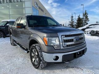 Used 2013 Ford F-150 XLT 4x4 Crew Cab Pickup 156.5 in. WB for sale in Edmonton, AB