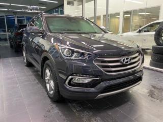 Used 2018 Hyundai Santa Fe Sport AWD, BACK-UP CAMERA, HEATED SEATS, CRUISE CONTROL for sale in Edmonton, AB