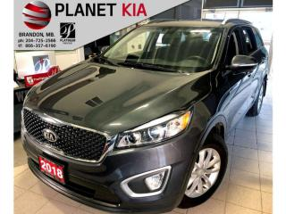 Used 2018 Kia Sorento LX - Heated Seats - Bluetooth for sale in Brandon, MB