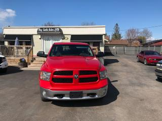 Used 2014 RAM 1500 OUTDOORSMAN for sale in Sutton, ON