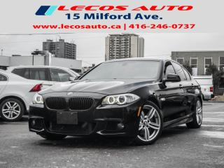 Used 2013 BMW 5 Series 550i xDrive for sale in North York, ON