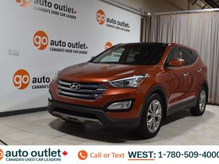 Used 2013 Hyundai Santa Fe SE 2.0L I4 Awd Htd seats for sale in Edmonton, AB