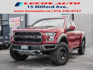 Used 2018 Ford F-150 RAPTOR for sale in North York, ON