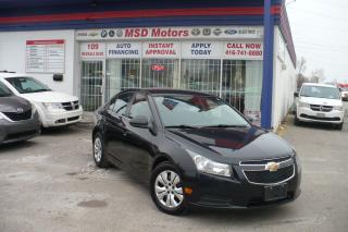 Used 2013 Chevrolet Cruze LT Turbo for sale in Toronto, ON