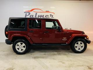 Used 2011 Jeep Wrangler 4WD 4dr Sahara for sale in Lachine, QC