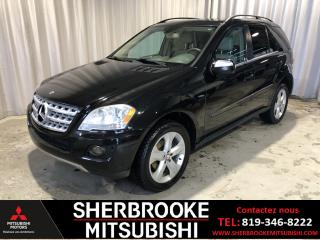Used 2010 Mercedes-Benz ML-Class ML 350 BlueTEC 4 portes 4MATIC for sale in Sherbrooke, QC