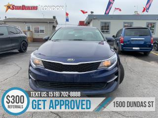 Used 2017 Kia Optima for sale in London, ON