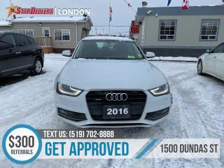 Used 2016 Audi A4 for sale in London, ON