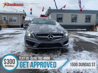 Used 2016 Mercedes-Benz CLA-Class for sale in London, ON