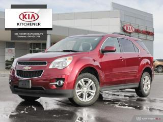 Used 2011 Chevrolet Equinox 1LT FWD WINTER TIRES, CARFAX CLEAN!! for sale in Kitchener, ON