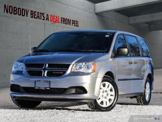Used 2015 Dodge Grand Caravan 4dr Wgn Canada Value Package for sale in Mississauga, ON