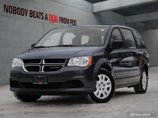 Used 2017 Dodge Grand Caravan 4dr Wgn Canada Value Package for sale in Mississauga, ON
