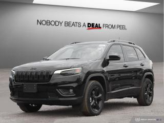 New 2020 Jeep Cherokee North for sale in Mississauga, ON