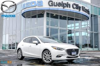 Used 2017 Mazda MAZDA3 Sport GT at for sale in Guelph, ON