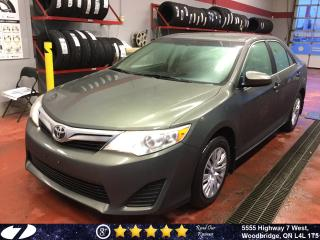 Used 2014 Toyota Camry LE| Backup Cam| for sale in Woodbridge, ON