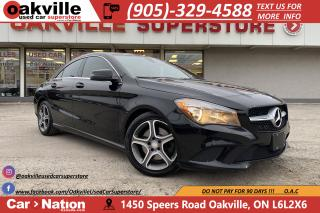 Used 2016 Mercedes-Benz CLA-Class CLA 250 4MATIC | NAVI | B/U CAM | PANO ROOF for sale in Oakville, ON