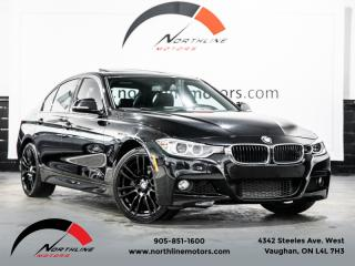 Used 2015 BMW 3 Series 328i xDrive|M-Sport|Navigation|Sunroof|Heated Leather for sale in Vaughan, ON
