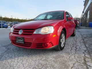 Used 2010 Volkswagen City Golf 4dr HB/LOCAL CAR / ACCIDENT FREE for sale in Newmarket, ON
