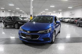 Used 2017 Chevrolet Cruze BIG SCREEN I REAR CAM I HEATED SEATS I PUSH START I BT for sale in Mississauga, ON