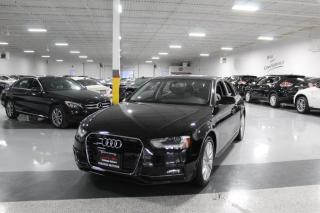 Used 2016 Audi A4 QUATTRO I NO ACCIDENTS I S-LINE I LEATHER I SUNROOF I BT for sale in Mississauga, ON