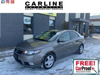Used 2011 Kia Forte 4dr Sdn SX for sale in Nobleton, ON