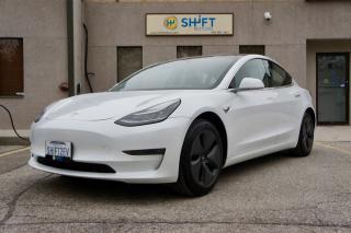 Used 2018 Tesla Model 3 LONG RANGE REAR WHEEL DRIVE AUTOPILOT, AERO WHEELS! for sale in Burlington, ON