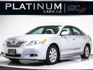 Used 2007 Toyota Camry LE V6, SUNROOF, LEATHER, BLUETOOTH, PUSH START for sale in Toronto, ON