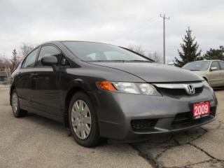 Used 2009 Honda Civic DX for sale in Scarborough, ON