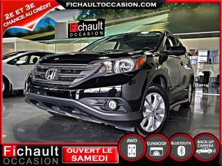 Used 2014 Honda CR-V EX AWD *** PNEUS HIVER SUR ROUES*** for sale in Châteauguay, QC