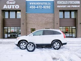 Used 2011 Honda CR-V EX TRACTION INTÉGRALE for sale in St-Eustache, QC