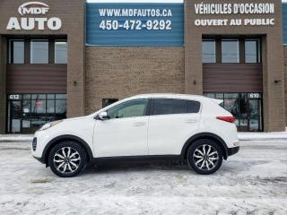 Used 2017 Kia Sportage EX Tech avec Noir 4 portes TI for sale in St-Eustache, QC