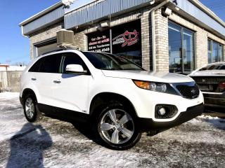 Used 2013 Kia Sorento Traction intégrale, 4 portes, V6, boîte for sale in Longueuil, QC