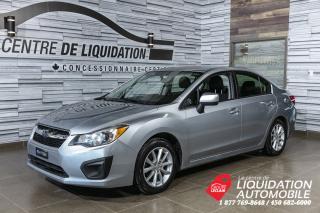 Used 2014 Subaru Impreza 2.0i w/Touring Pkg for sale in Laval, QC