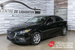 Used 2018 Mazda MAZDA3 GX for sale in Laval, QC