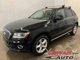 Used 2016 Audi Q5 2.0T Komfort Quattro Cuir Mags Sièges Chauffants for sale in Trois-Rivières, QC