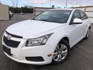 Used 2013 CHEV CRUZE 1LT 2WD for sale in Cayuga, ON