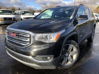 Used 2018 GMC Acadia SLT-2 AWD for sale in Cayuga, ON